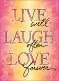 little jeanie live laugh love