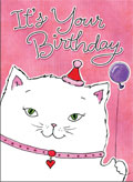 little jeanie kitty birthday