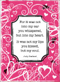 little jeanie my soul Judy Garland quote